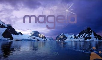 New Mageia 4 Coldron  walpaper
